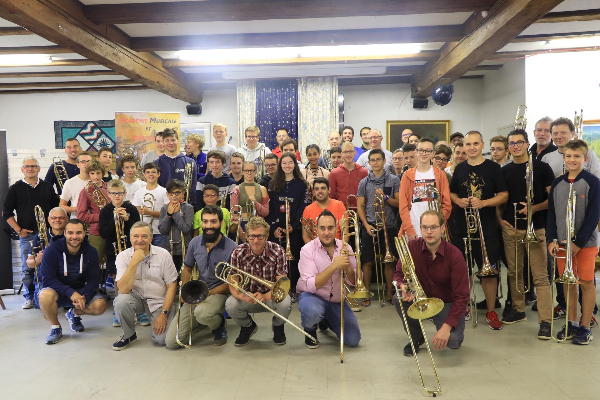 Masterclass Moya Trombones