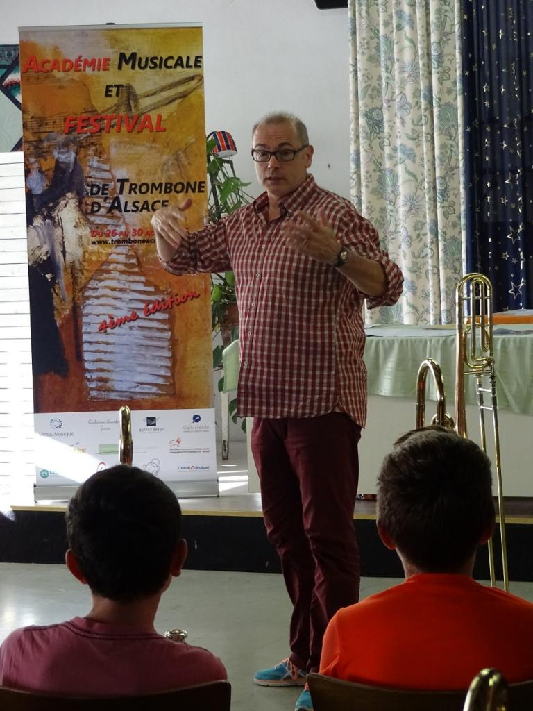 Masterclass Jacques Mauger