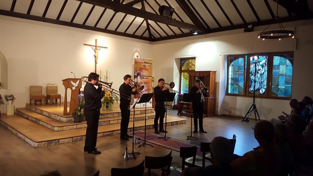 Quatuor de Trombones de Fribourg