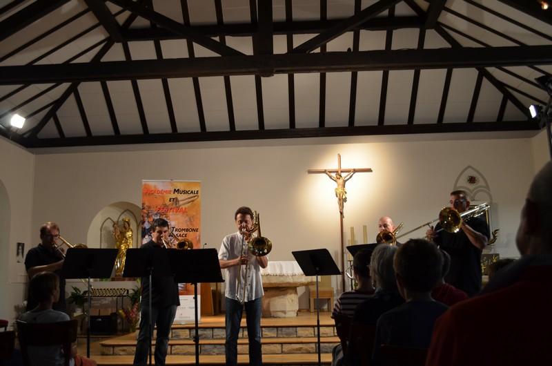 Eatsliders Trombone Quartet