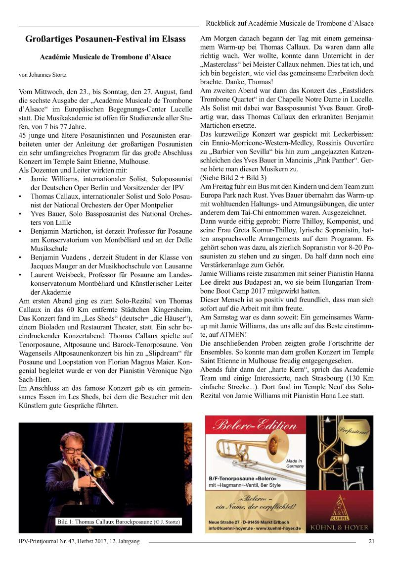 Ipv journal nr 47 onl epaper 09 17 komfort page 21