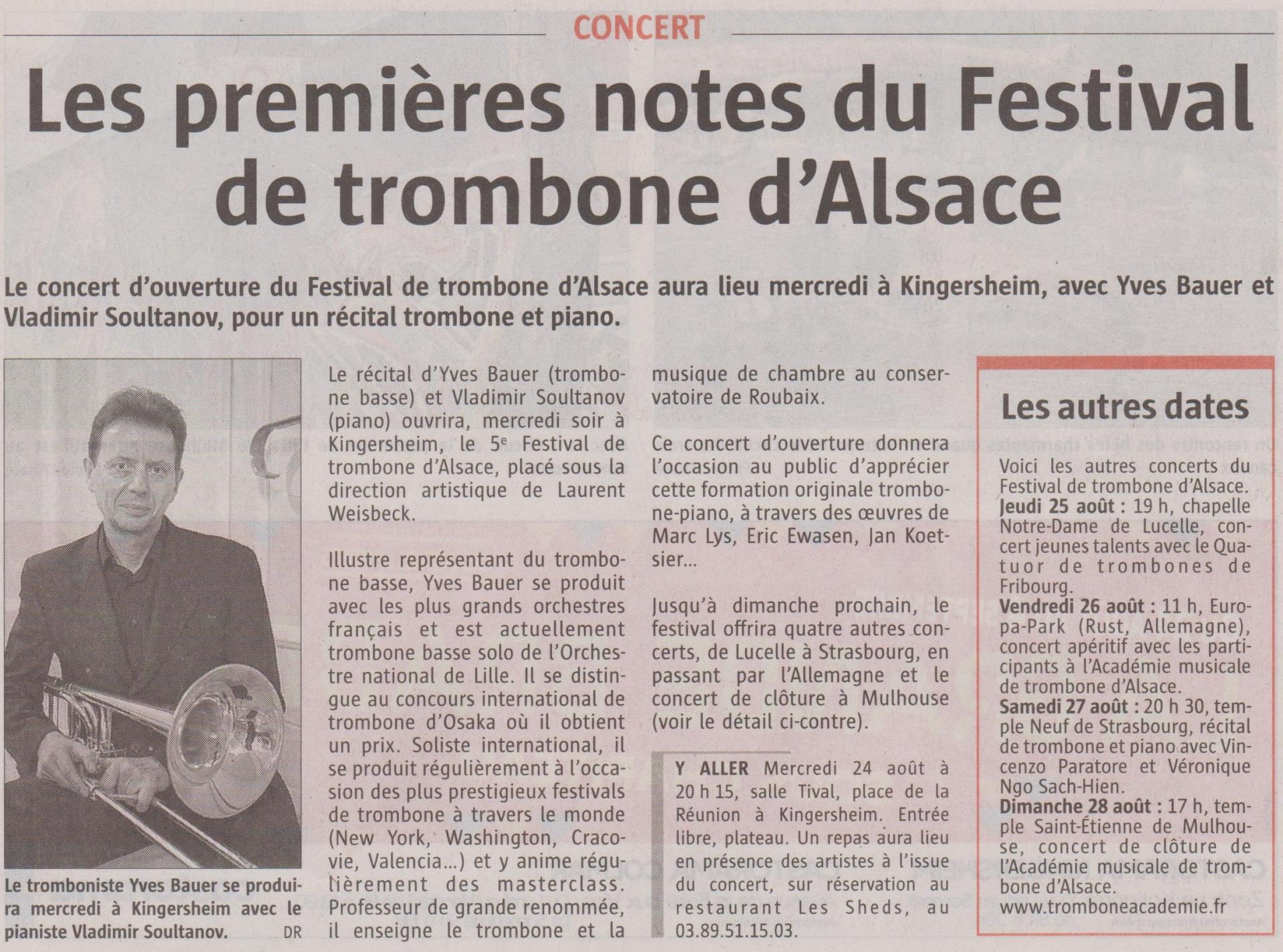 L alsace 2016 1
